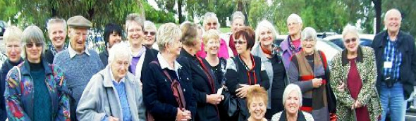 Creswick U3A excursion