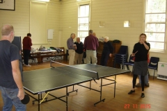 Creswick & Daylesford Table Tennis Match 2