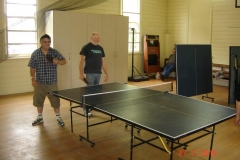 Creswick & Daylesford Table Tennis Match 3