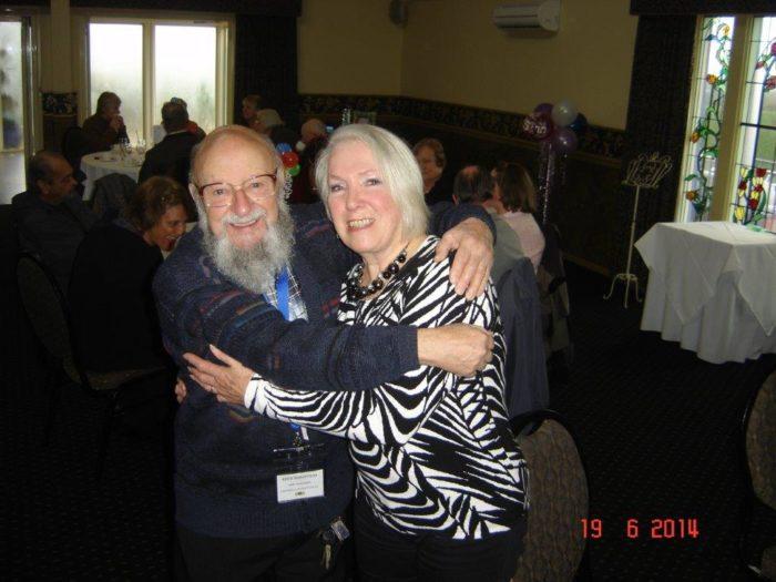 Keith & Helen